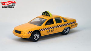 Chevrolet Caprice TAXI (Welly)