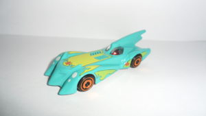 """Batmobile (The Brave and the Bold) """"Scooby-Doo"""" (Hot Wheels)"""