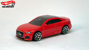 Audi RS5 Coupe (Hot Wheels)