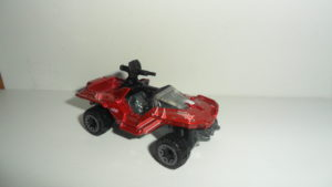 Sword Warhog (Hot Wheels)