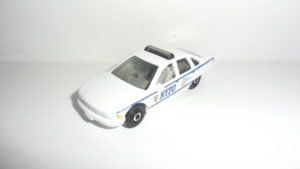 Chevy Caprice Classic Police (Matchbox)