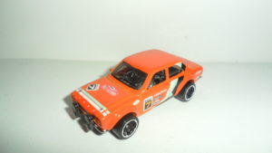 70 Ford Escort RS1600 (Hot Wheels)