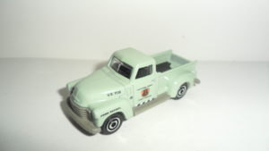 '47 Chevy AD 3100 (Matchbox)