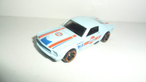 65 Mustang Fastback (Hot Wheels)