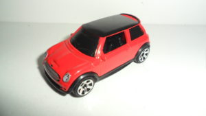 2003 Mini Cooper S (Matchbox)