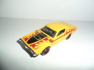 71 Dodge Charger (Hot Wheels)