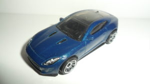 15 Jaguar F-TYPE Coupe (Matchbox)