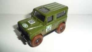 Land Rover Defender 90 (Hot Wheels)
