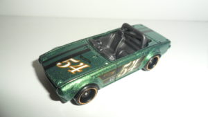 Triumph TR6 (Hot Wheels)