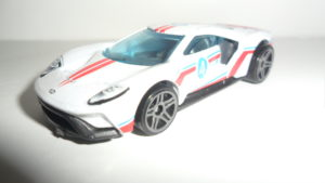 17 Ford GT (Hot Wheels)