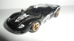 Ford GT-40 (Hot Wheels)