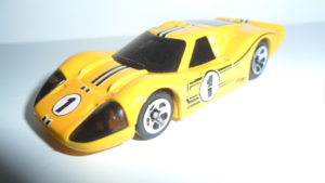 1967 Ford GT-40 (Hot Wheels)